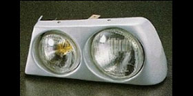 DJ-PG744  PEUGEOT 505 LOW / HIGH BEAM TWIN