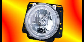 DJ-VW702  GOLF II DIAMOND HEAD LAMP